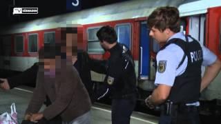 TV Südbaden: Auf Streife mit der Bundespolizei Offenburg