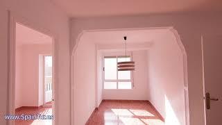 Квартира в Аліканте, Іспанія після капітального ремонту, Каролинас Бахас, 2 кімнати, 4 поверх