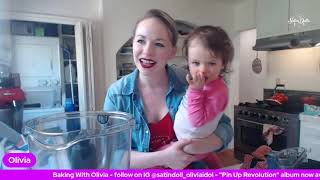 Baking With Olivia - March 4, 2021
