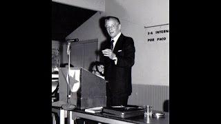 Festparolado Ivo Lapenna en Metz Francio 1985