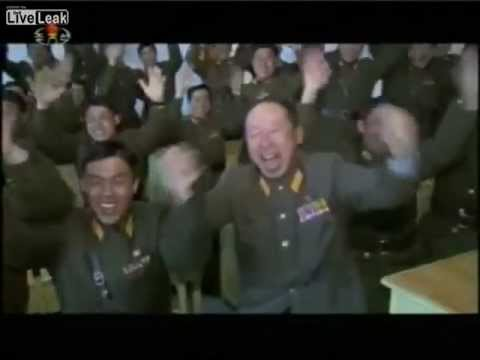 North Korea First Man in Space