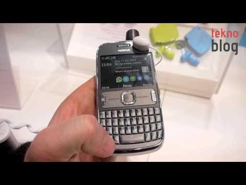 Nokia Asha 302 Ön İnceleme