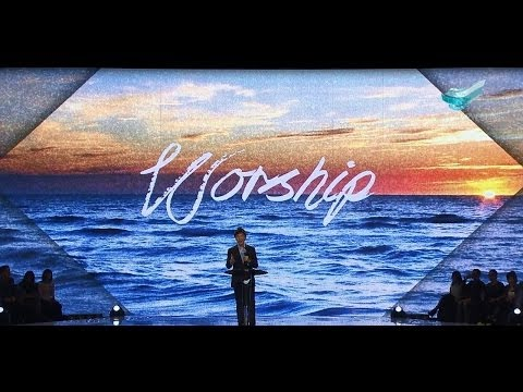 Kong Hee - How to Fireproof Your Faith - Worship - Clip 1/2 [2014-02-23]