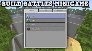 Minecraft Xbox 360 / PS3 - Build Off Gameplay - The Next MiniGame