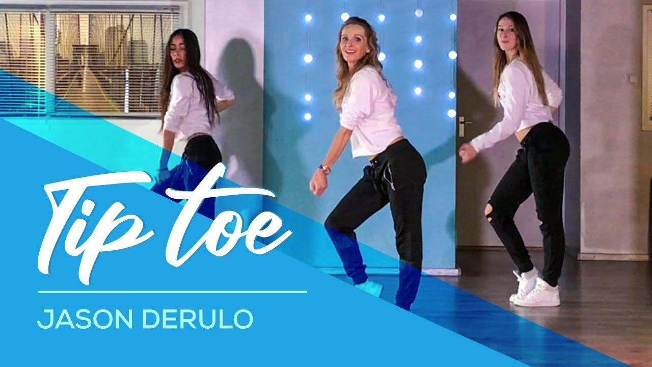 Tip Toe - Jason Derulo - Easy Fitness Dance Choreography - Baile - Coreografia