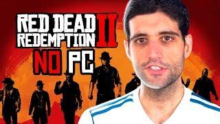 Red Dead Redemption 2 vai SAIR para PC?