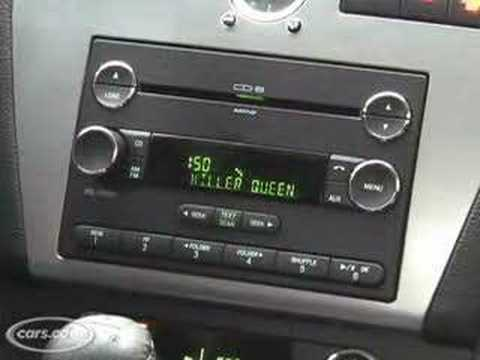 2008 Ford Fusion In Depth Sync Youtube