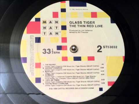 Glass Tiger Thin Red Line