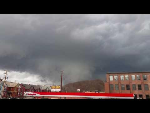 Tornado Approaching Lancaster County