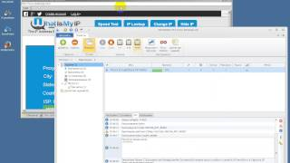 Zennoposter demo - использование proxy и captcha