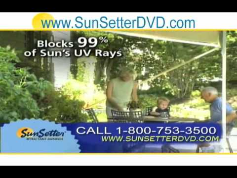 North Dakota Sun Setter Awning: 200 Off Retractable Awnings