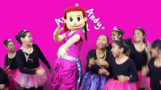 Coreografía Princesa de Dios. Amy & Andy Canciones y videos para niños