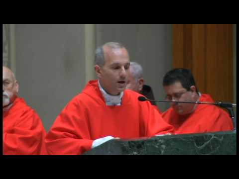 10.08.14: Red Mass Homily, Diocese of Providence, RI