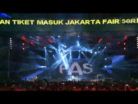 PAS Band #JakartaFair2016 INSANITY