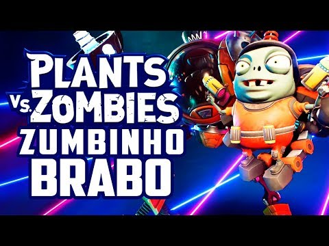O Zumbinho AINDA É BRABO - Plants vs. Zombies: Battle for Neighborville