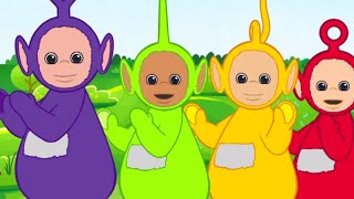 If You're Happy And You Know It - NEW Teletubbies Nursery Rhymes! Teletubbies Song