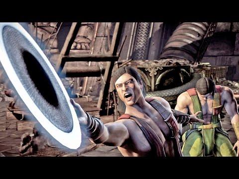 Mortal Kombat X ALL Klassic Fatalities - Mortal Kombat X Klassic Fatality Pack 2