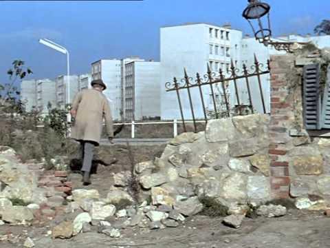 Mon Oncle (1958) Jacques Tati, brick gag