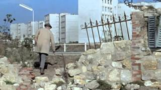 Mon Oncle (1958) Jacques Tati, brick gag