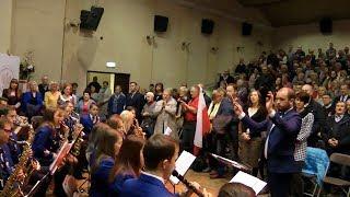 100 - lecie   odzyskania    Niepodległości   -  Tuchów   11.11.2018 r.