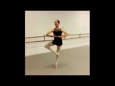 Gisele Bethea - the amazing ballerina