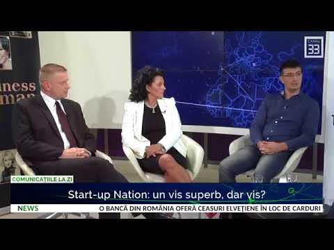 Start Up Nation: un vis superb, dar vis?