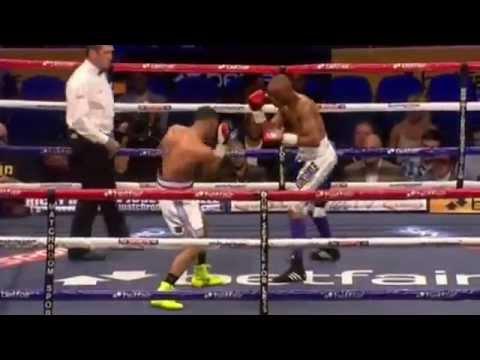 2013 03 30 Khalid Yafai vs Michael Ramabeletsa