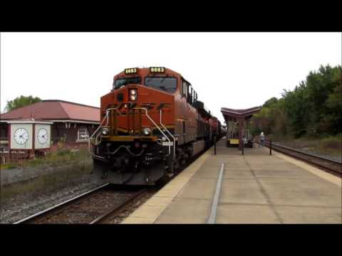 A Bustling Place: Rome NY & A Railfan's Best Bud