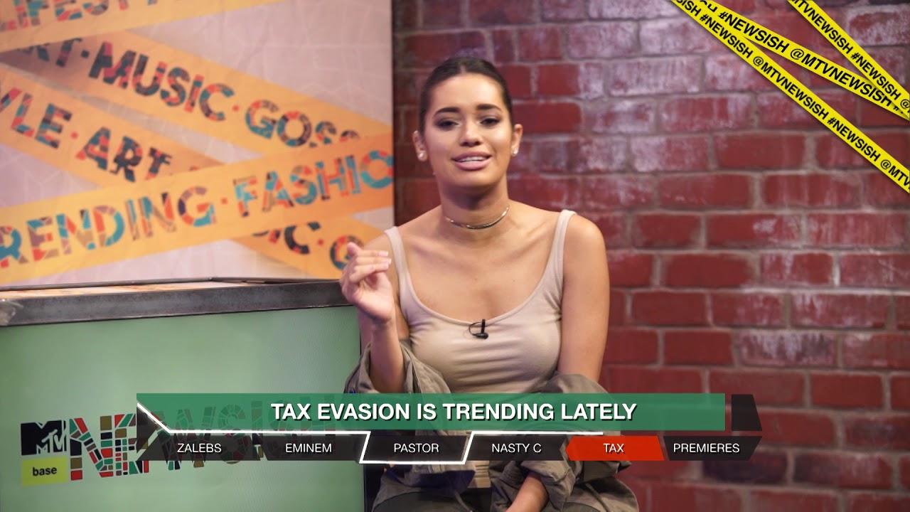 MTV NewsIsh/ZAlebs: Khanyi Mbau Gets Mad Love On Her 33rd Birthday