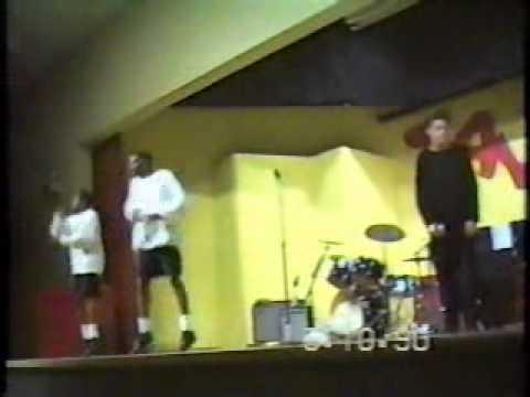 Ramstein High School Talent Show 1990 - John and Ralf Jammin