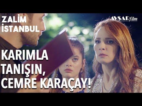 Cenk Ve Cemre Evlendi, Şeniz Çıldırdı! | Zalim İstanbul 14. Bölüm
