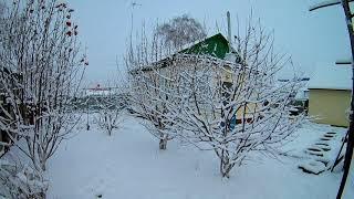 Снова к нам пришла Зима