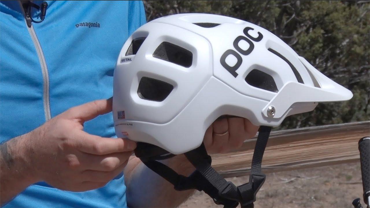 First Impressions The Poc Tectal Helmet