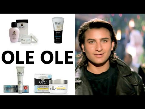 Ole Ole And Olay Advertisement Mushup | Saif Ali Khan | Olay Total Effects