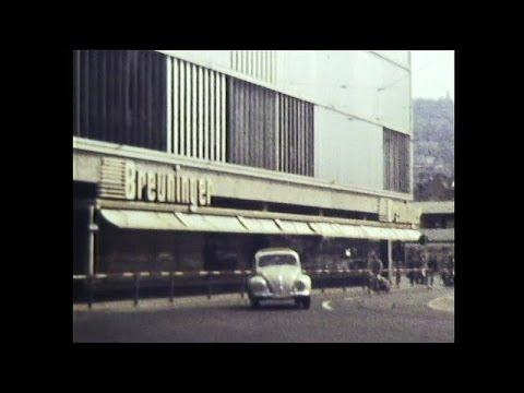 Mit dem 311er nach Stuttgart [1960]