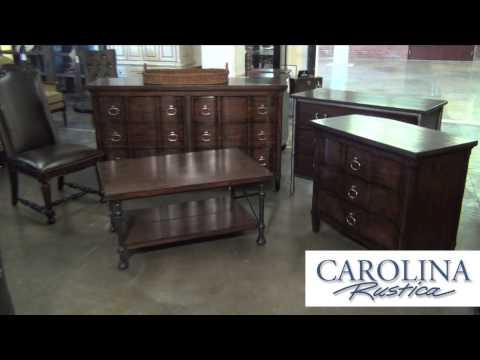 Bernhardt Furniture Huntington Collection in Stock at Carolina Rustica