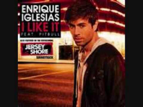 Enrique Iglesias Ft. Pitbull (Lyrics In Description)- I Like It
