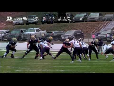 Hardrocker Highlights Vs  Colorado School Of Mines