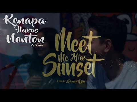 Kenapa Harus Nonton Film Meet Me After Sunset ft Agatha Chelsea & Billy Davidson - G Screen Geronimo