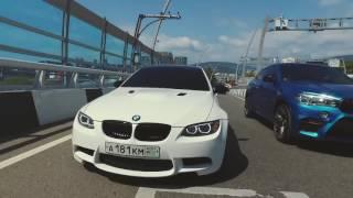 BMW MPOWER AMAZING CAR IN SOCHI TRAILER SOON БМВ
