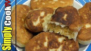 Безумно вкусный рецепт жареных пирожков без хлопот| Простой рецепт от Simply Cook TV