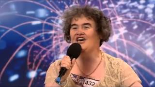 Susan Boyle First Audition HD 720p