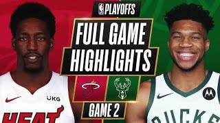 Game Recap: Bucks 132, Heat 98