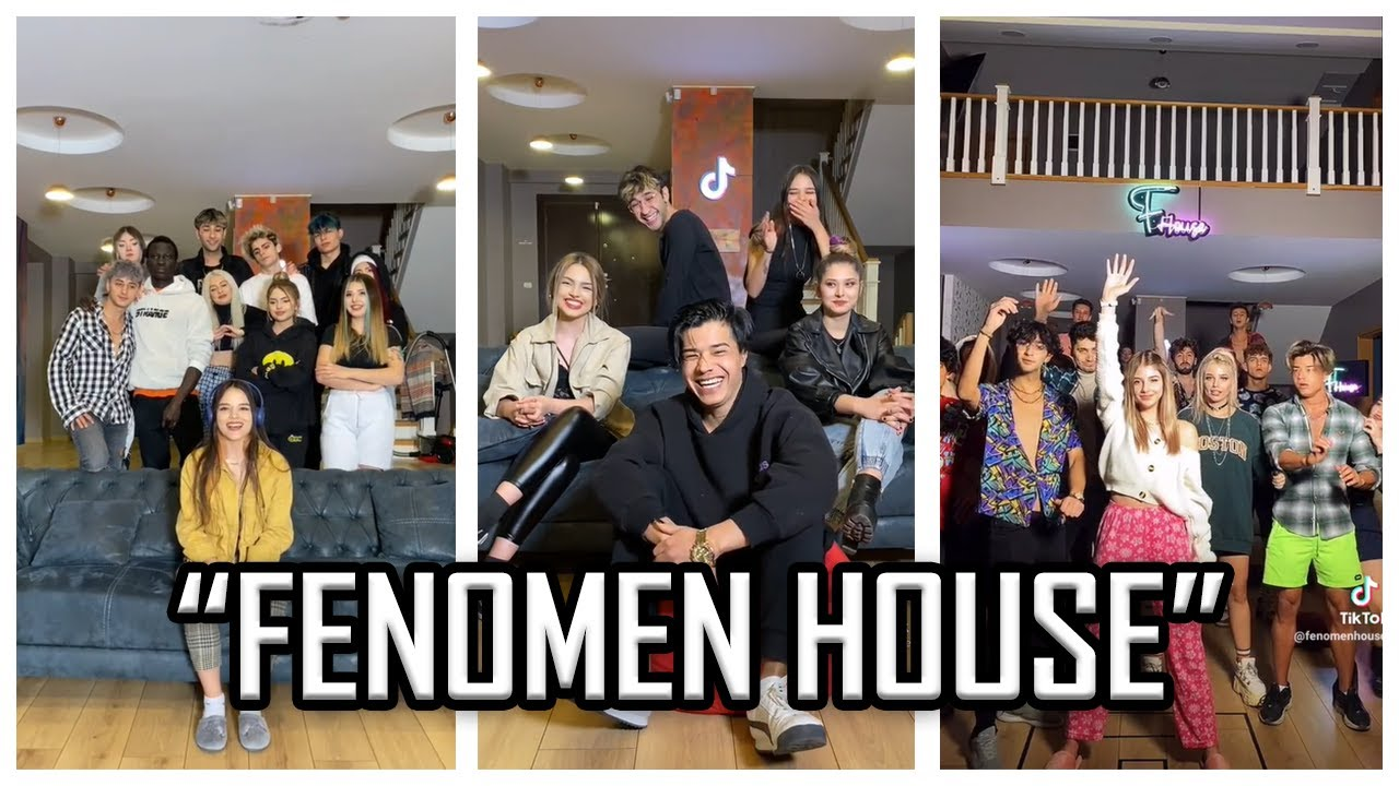 FENOMEN HOUSE | TİKTOK VİDEOLARI | #41