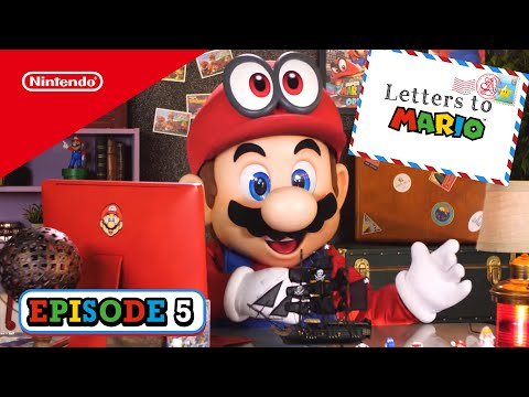 Send Your Letters to Mario Episode 5!