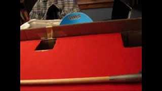 Awsome Cardboard Pool Table