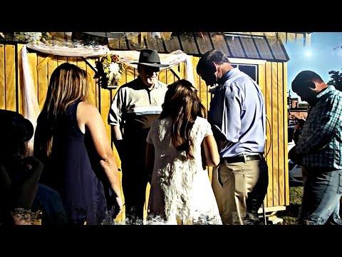 ANNETTA AND JOE GREENWELL WEDDING 10/8/16
