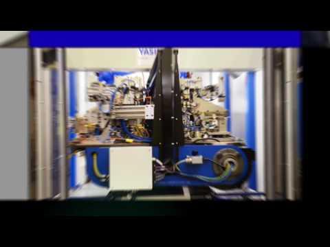 ArcWorld svetsrobot hos Alde International