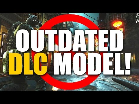 Call of Duty's DLC Model IS OUTDATED and NEEDS To Be Reworked!