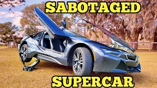Was my Repo'd BMW Supercar Sabotaged to make it Impossible to Repair?